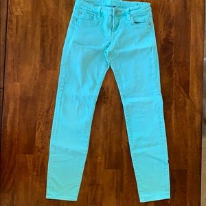 Kut from the Kloth aqua jeans size 4